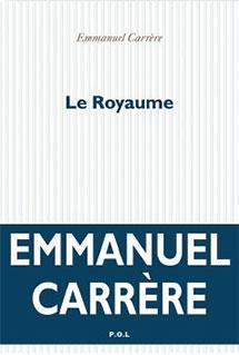 Le Royaume (Emmanuel Carrere)