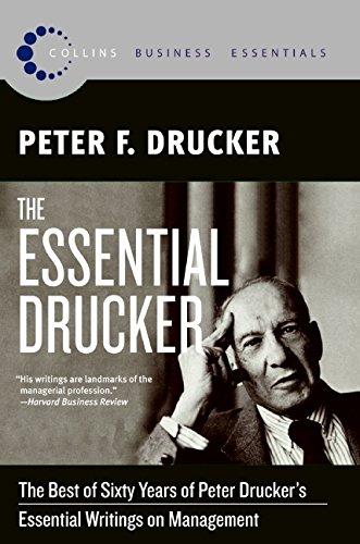 The Essential Peter Drucker