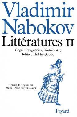 Littératures 2 : auteur russes (Vladimir Nabokov)