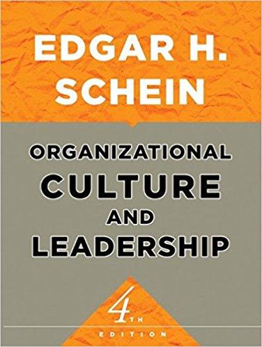 Organisational Culture and Leadership (Edgar Schein)