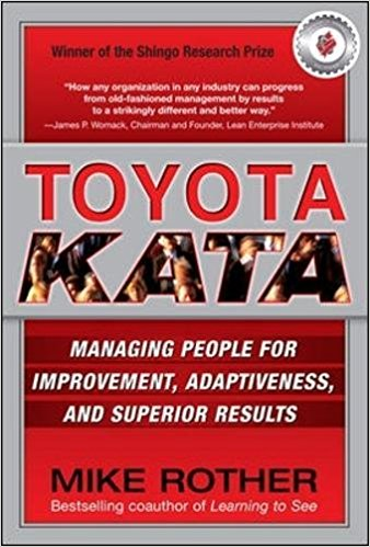 Toyota Kata (Mike Rother)