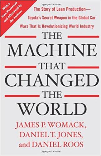 The Machine That Changed The World (James Womack, Dan Jones, Daniel Roos)